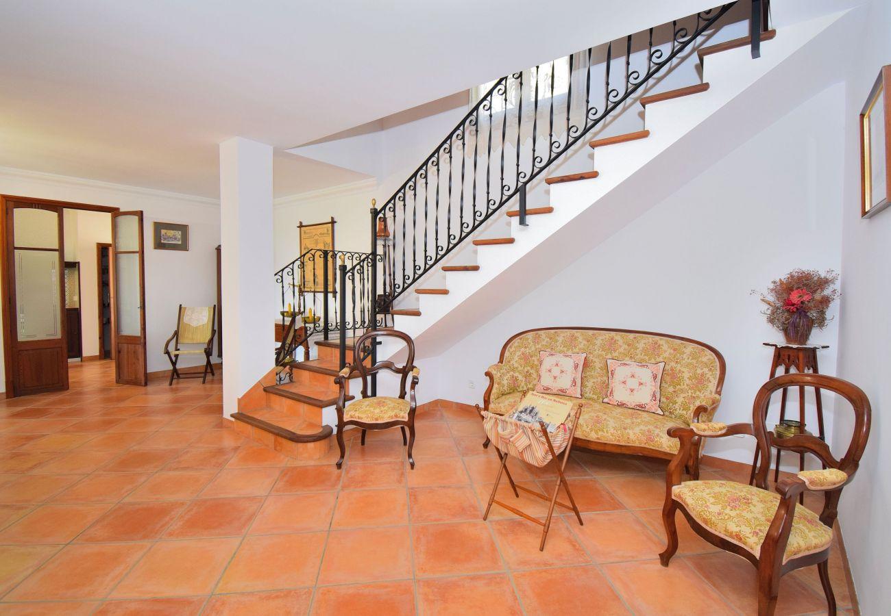 Finca en Sineu - Es Cocons Villa Sineu 055