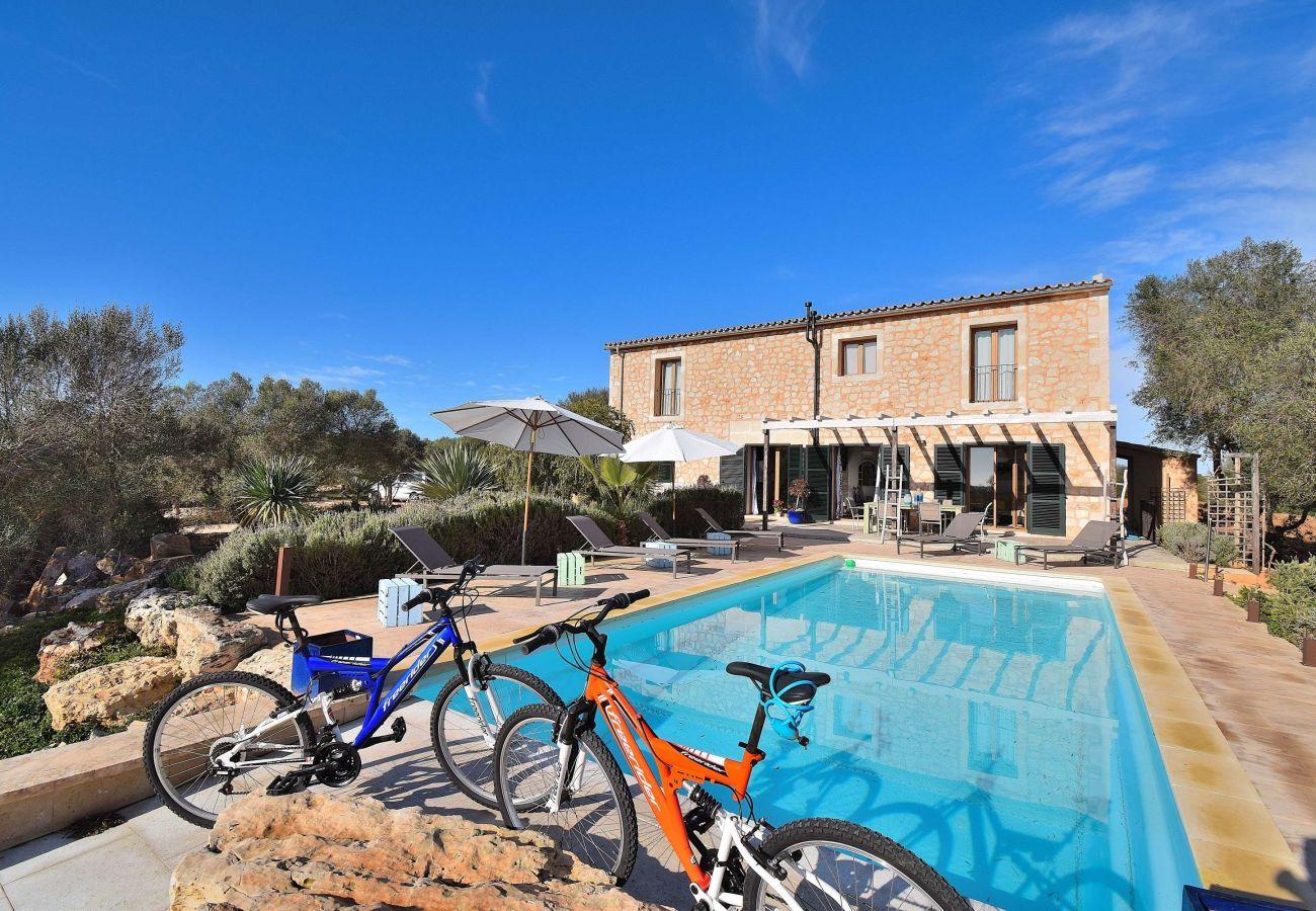 Villa en Ses Salines - Can Xesquet Comuna Ses Salines 168