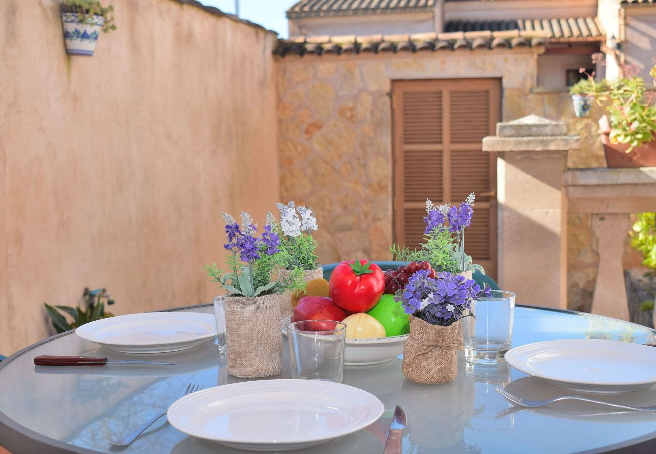 Casa en Maria de la salut - Sa Raval Típica Casa Mallorquina 082