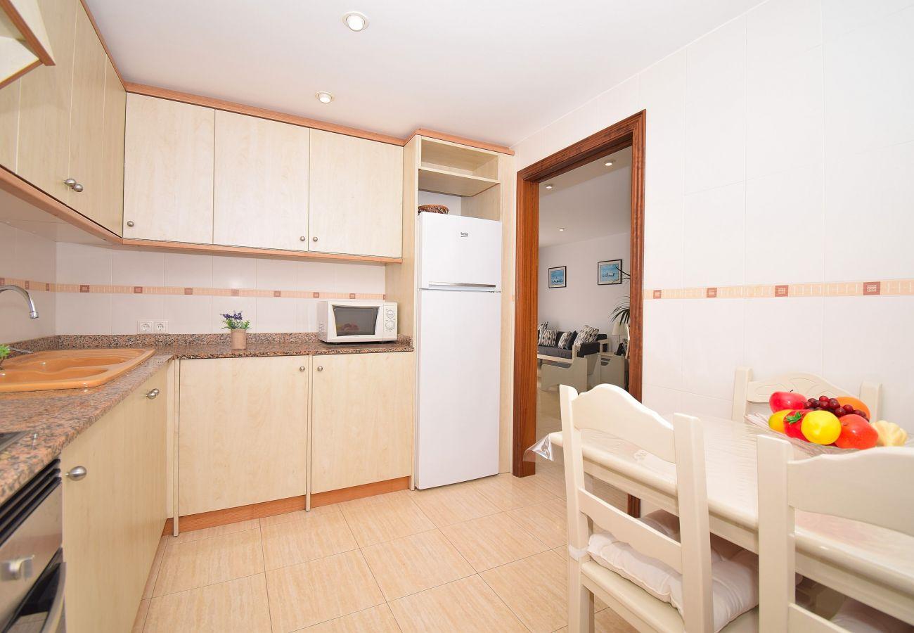 Apartamento en Ca´n Picafort - Can Lluc Can Picafort 006