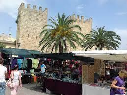 El mercado de Alcudia