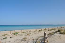 Alcudia Strand mit Kindern