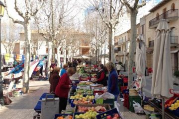 Todos los mercados de Mallorca