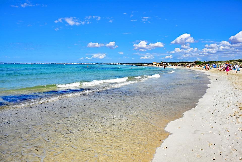 Der Es Trenc Strand