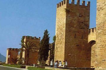 Alcudia Sehenswürdigkeiten Mauer