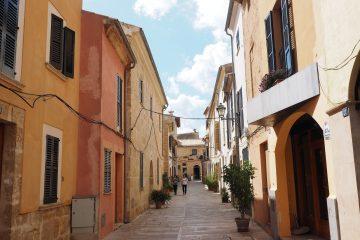 Alcudia Sehenswürdigkeiten Häuser