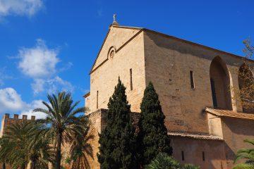 Alcudia Sehenswürdigkeiten Kirche