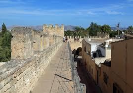Mauer Alcudia Altstadt