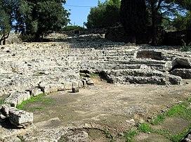 Theater von der Alcudia Altstadt