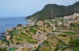 Banyalbufar Mallorca im Februar