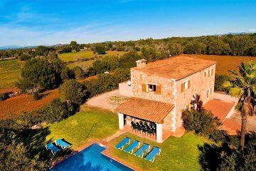 Finca Mallorca in Campos für 10 Personen