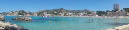 Palmira Mallorca Strand Paguera