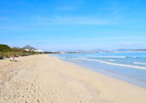 Playa de Muro Sehenswürdigkeiten