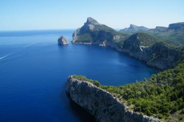Cap de Formentor Aussichpunkt