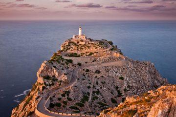 Cap de Formentor lLeuchturm