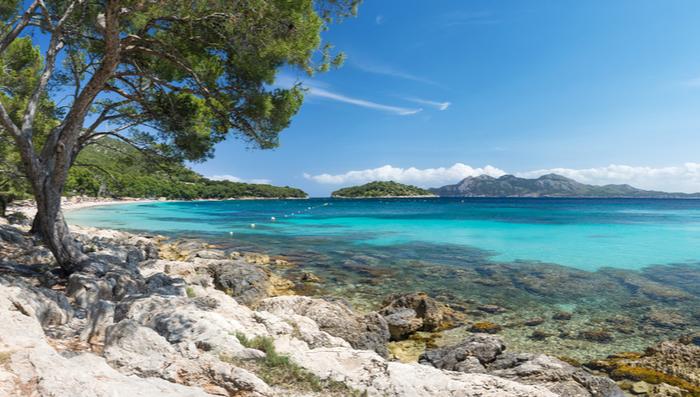 Formentor Strand