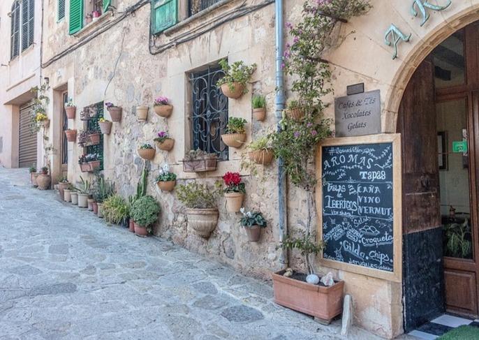 Mallorquinische Restaurant