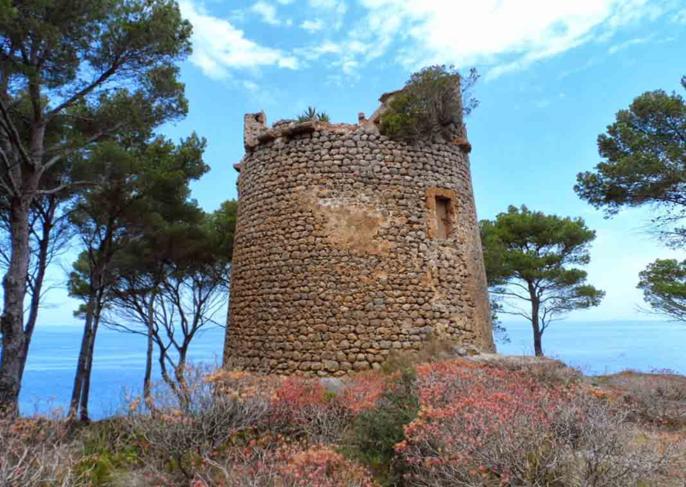 Sa Pedrissa Turm