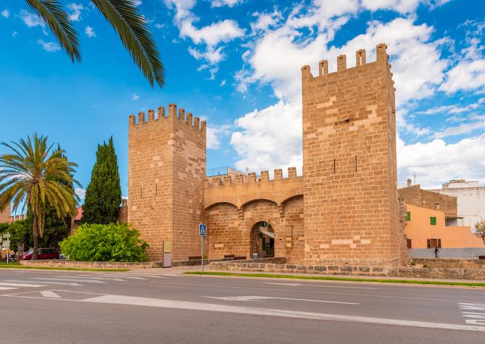 Alcudia Mauer