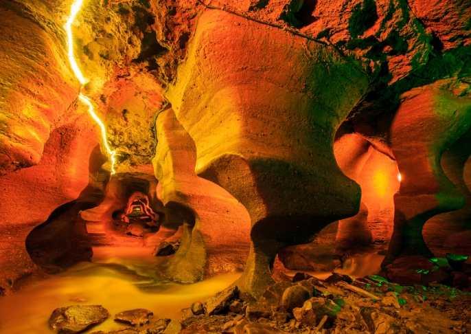 Campanet Höhlen