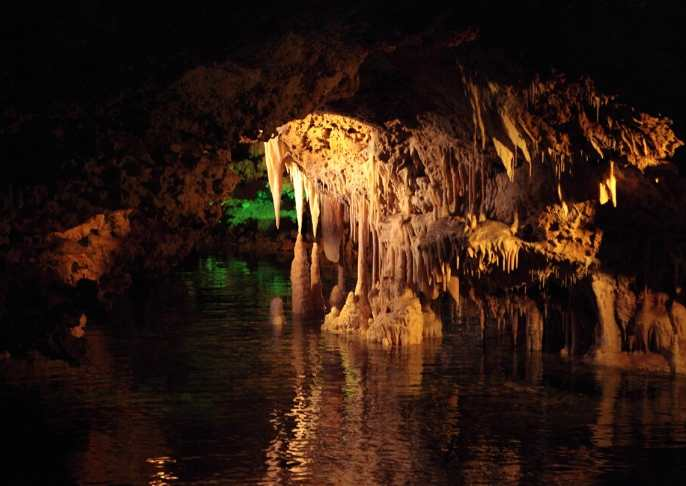 Hams Höhlen auf Mallorca