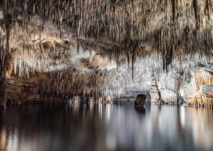 Drach Höhlen
