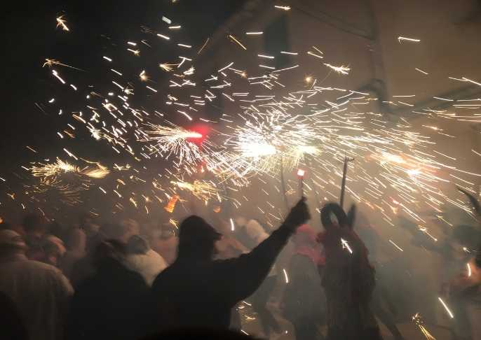 Sant Antoni Fest im Januar