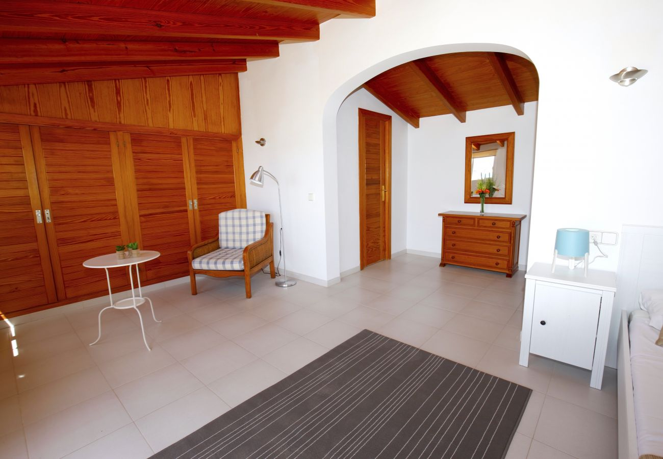 Ferienwohnung in Ses Covetes - Sweet home Es Trenc