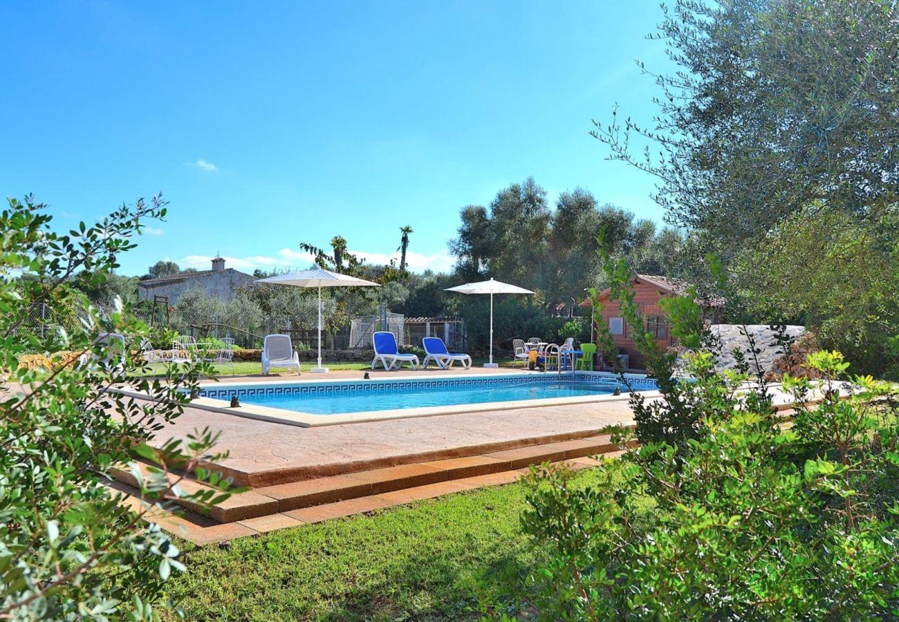 Finca Mallorca Pool mieten