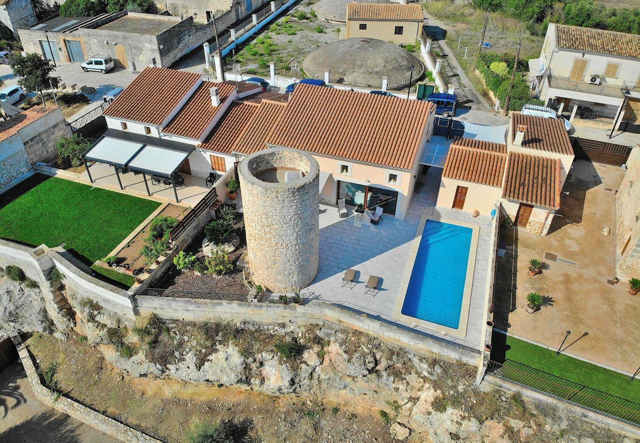 Ferienhaus in Muro - Sa Riba casa de pueblo Muro 021