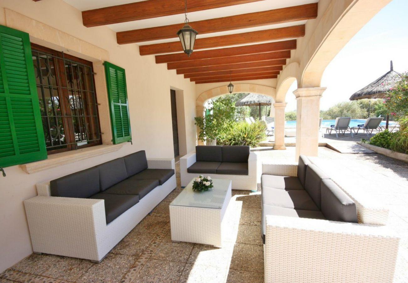 Finca in Petra - Son Perxa Petra villa 029