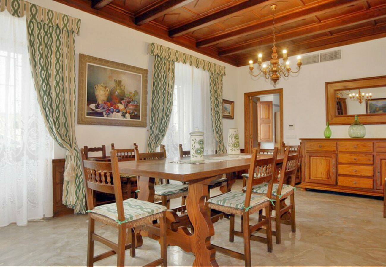 Finca Vermietung, Finca Mallorca, Ferienhäuser