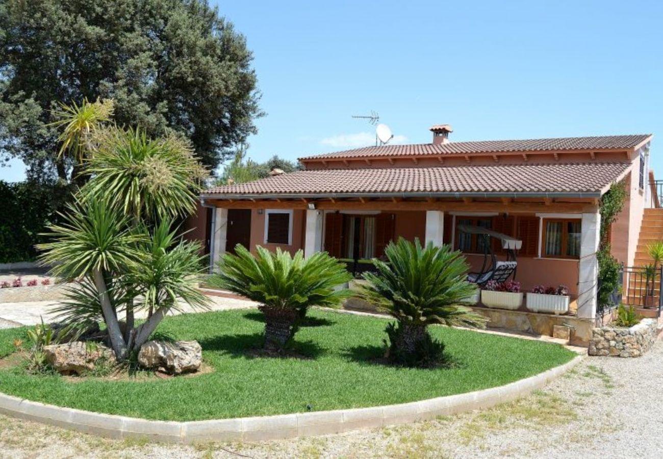 Die Finca ist perfekt für einen anderen Urlaub auf Mallorca