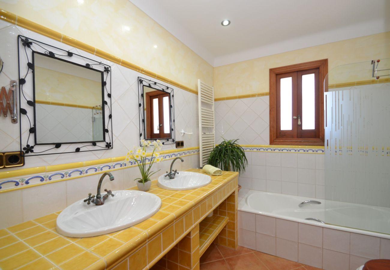 Privatunterkunft Mallorca, Fin
