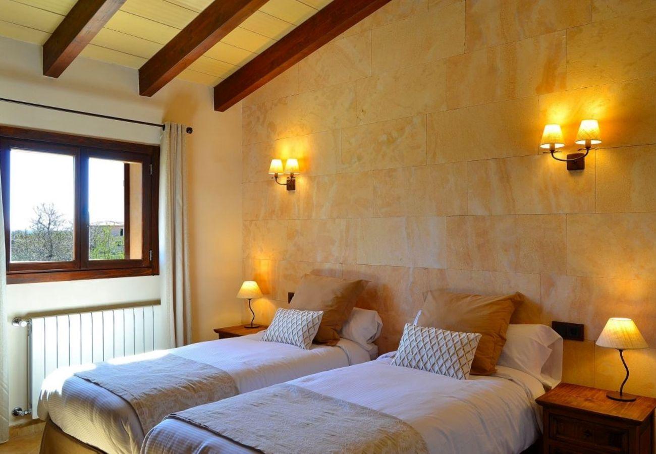 Finca in Buger - Son Costa Búger Villa 065