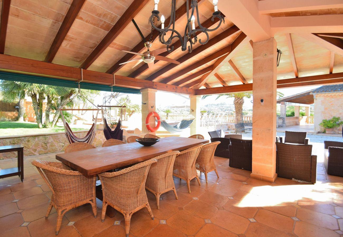 Finca in Manacor - Sa Font Nova Manacor Villa 095