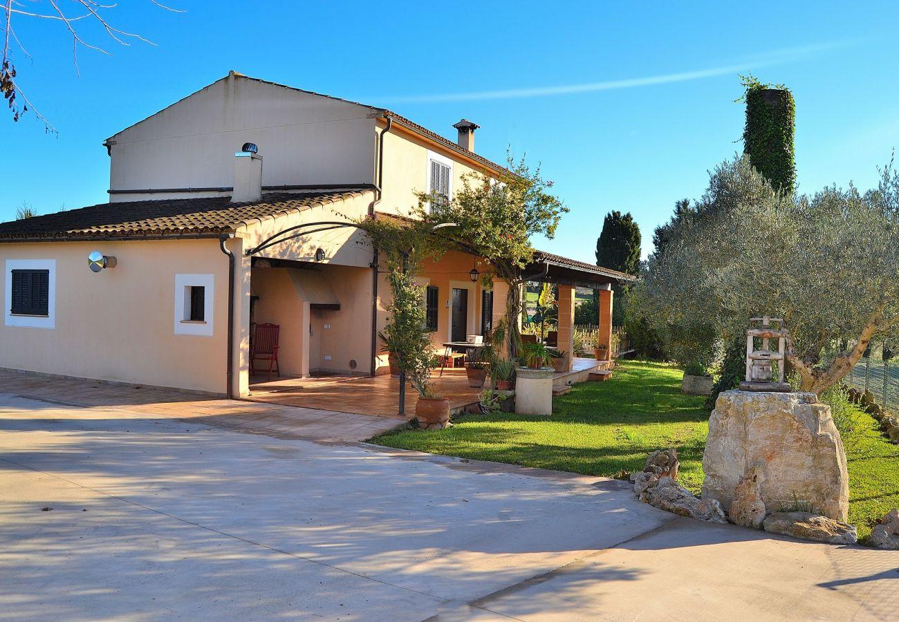 Villa in Santa Margalida - Castellet Finca Santa Margalida 120