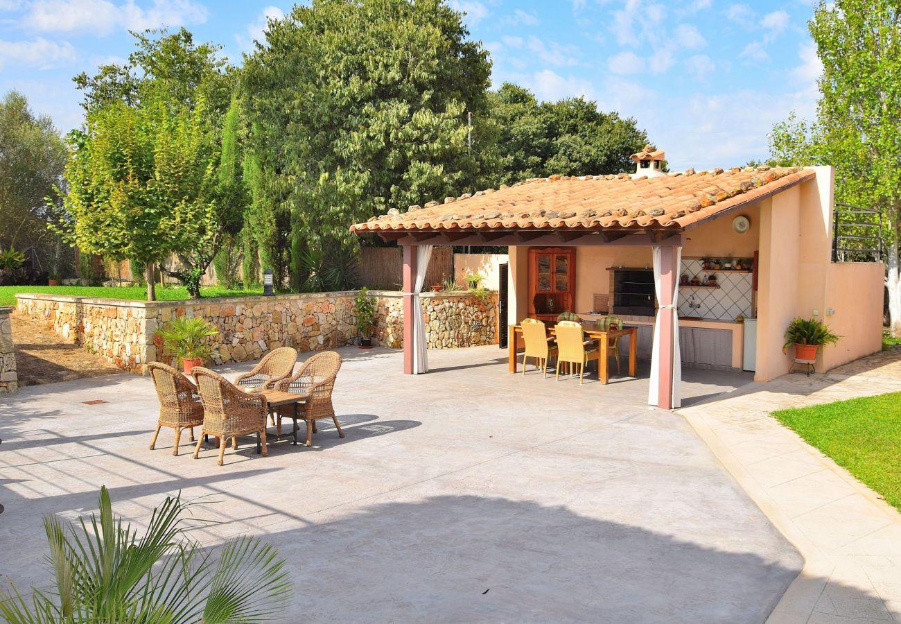 Finca in Llubi - S´ Era de Son Francesc Llubí Villa 123