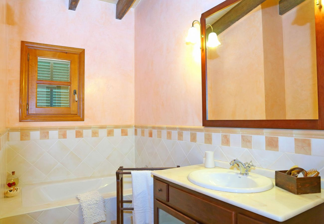 Finca in Sineu - Son Rossinyol Sineu villa 128