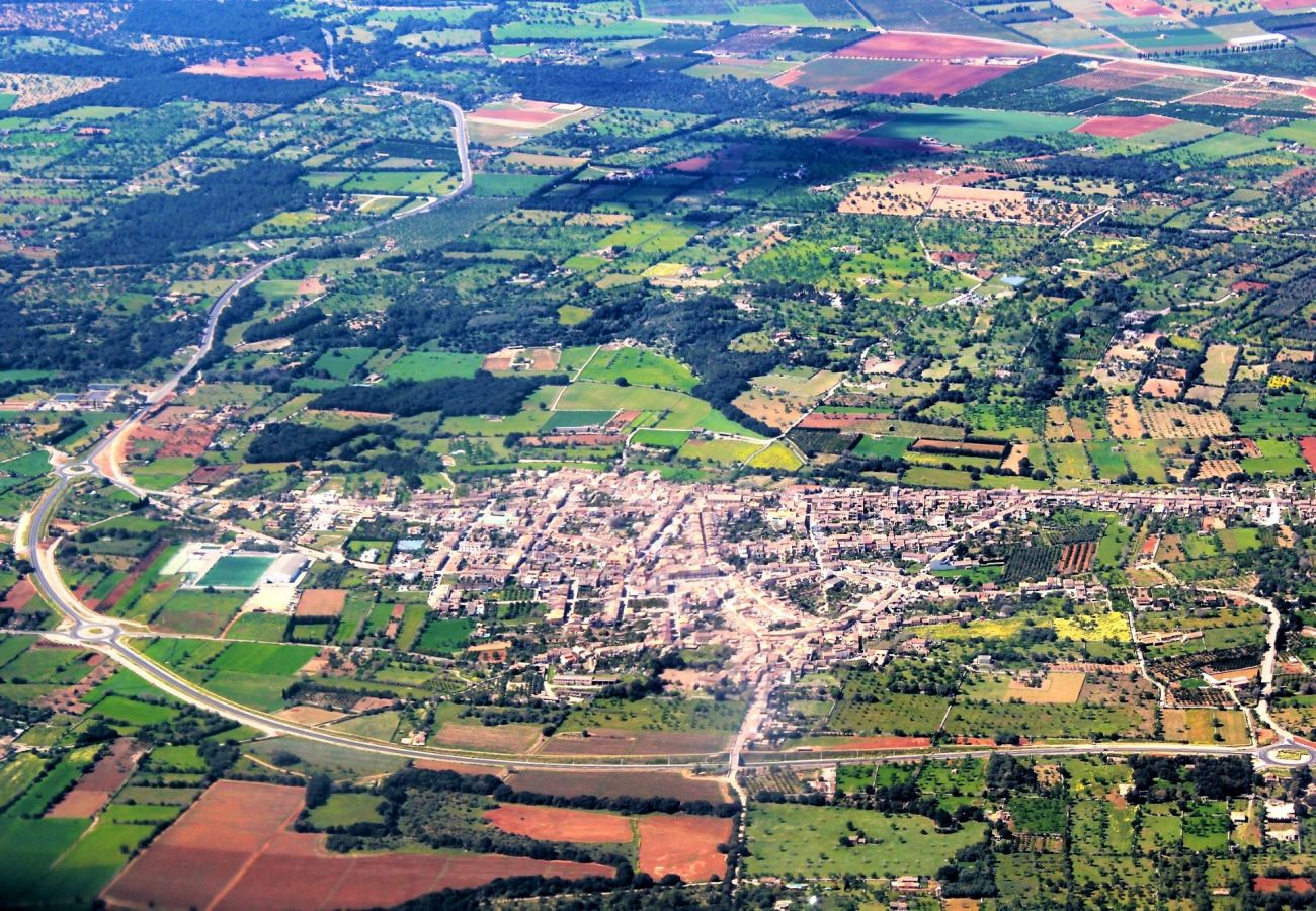 Finca in Llubi - Sant Jordi Villa Llubí 133