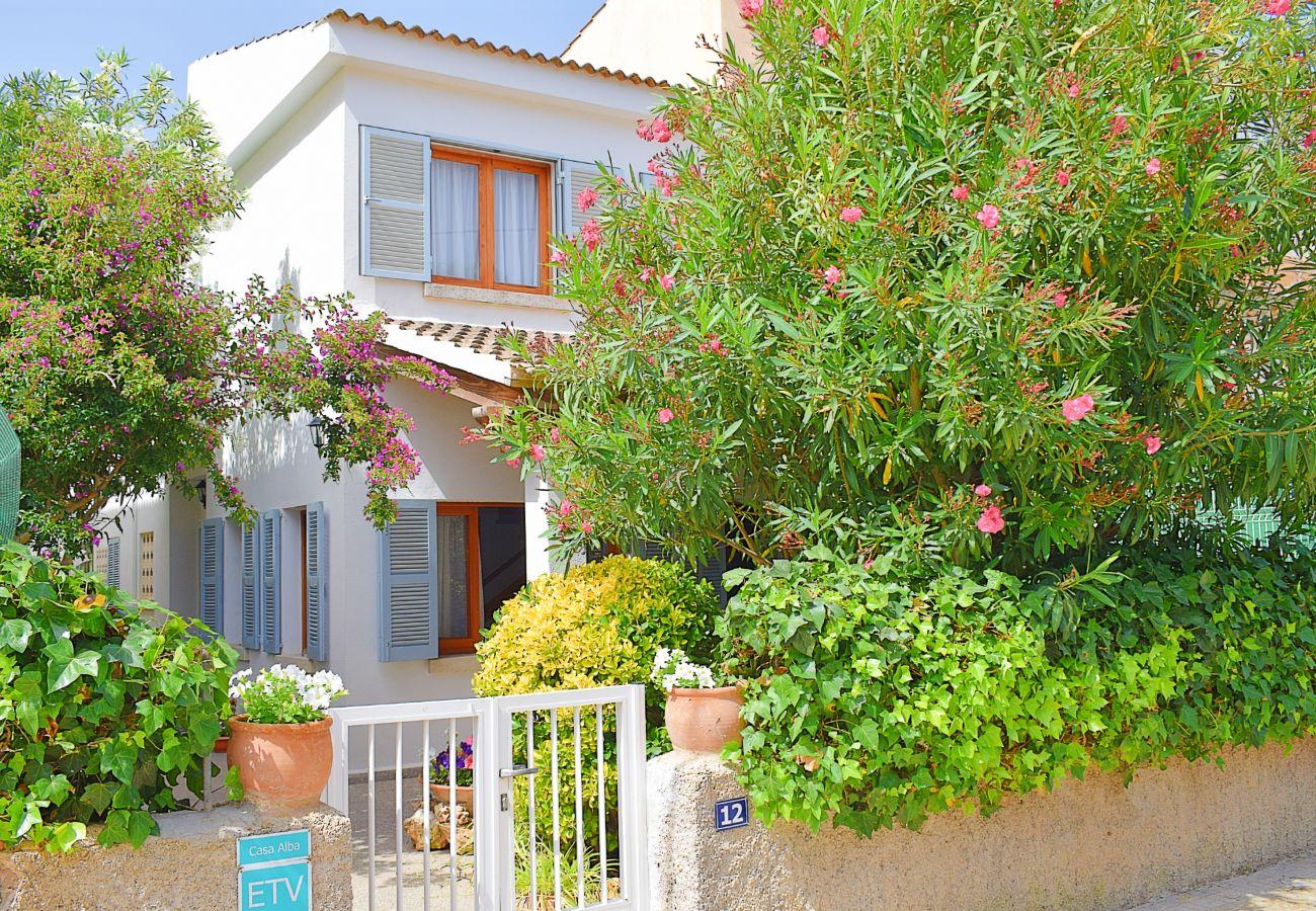 Ferienhaus in Can Picafort - Casa Alba Can Picafort 159