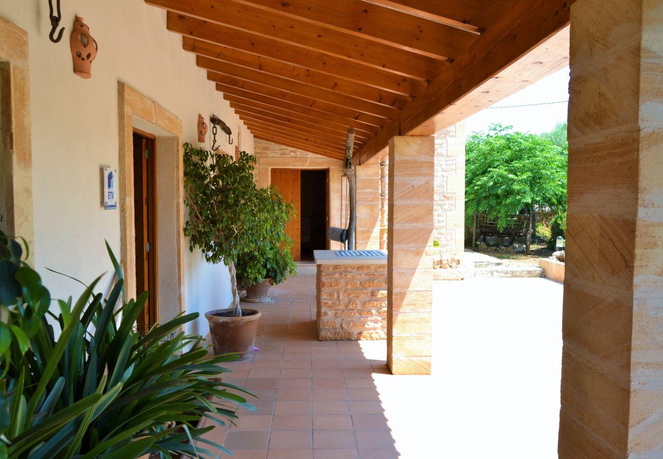 Finca in Son Serra de Marina - Casa Inés finca Son Serra de Marina 165