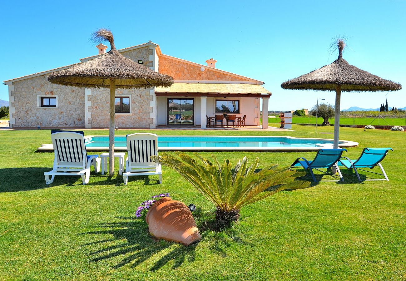 Ab 100€ pro Tag können Sie Ihre Finca auf Mallorca von privat mieten