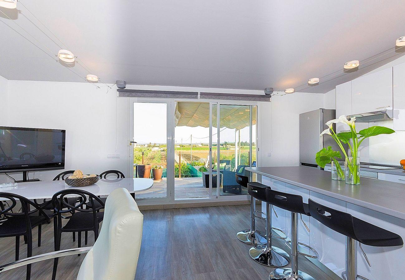 Ab 100€ pro Tag  können Sie Ihr Ferienhaus auf Mallorca mieten