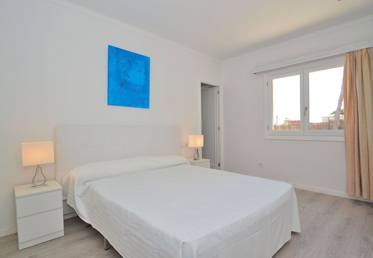 Ferienhaus in Can Picafort - Villa Anglesos Can Picafort Chalet 222