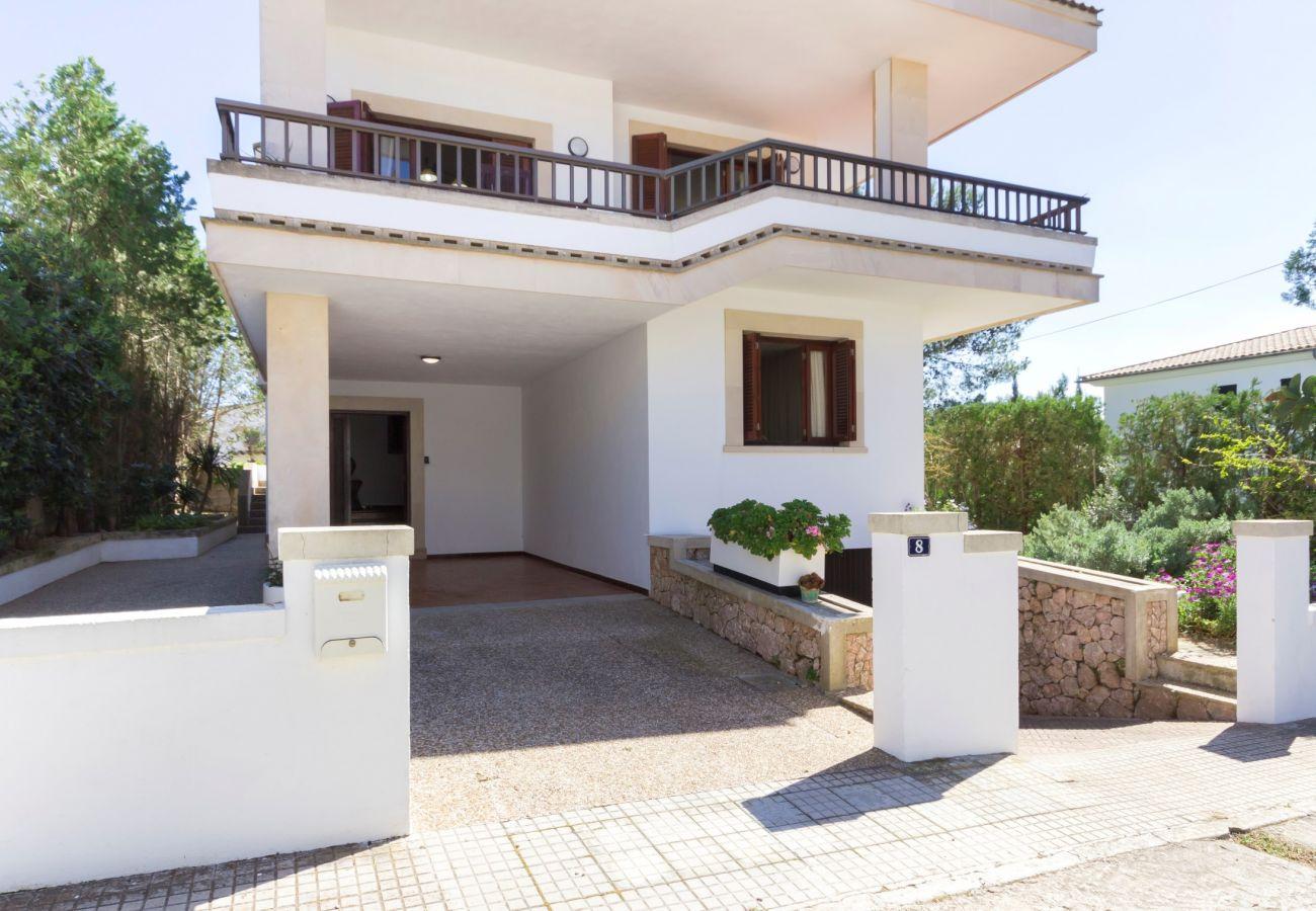 Ferienhaus in Alcudia - Francesca, casa Manresa Mallorca 214
