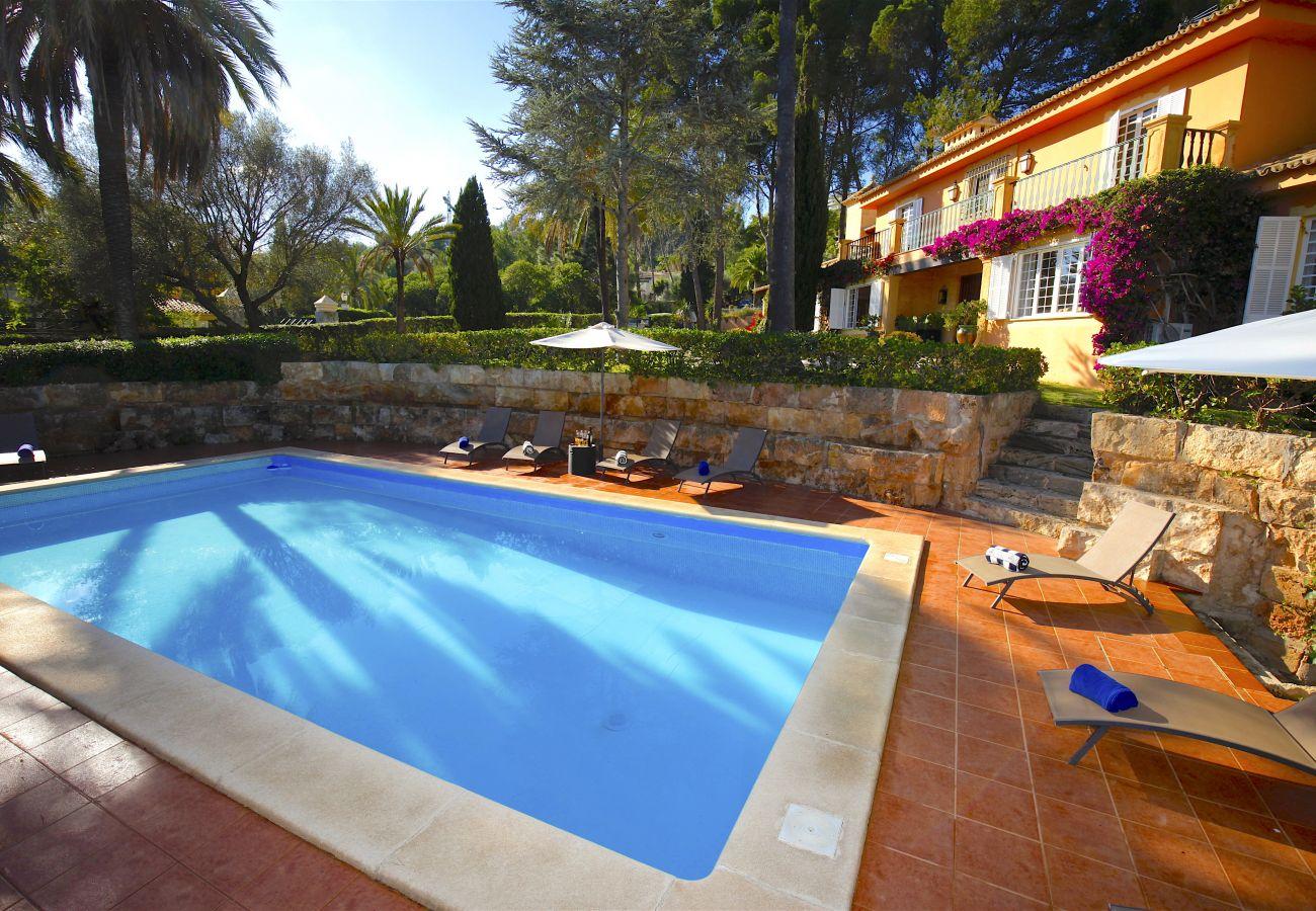 Villa in Palma de Mallorca - Son Vida Home & Golf