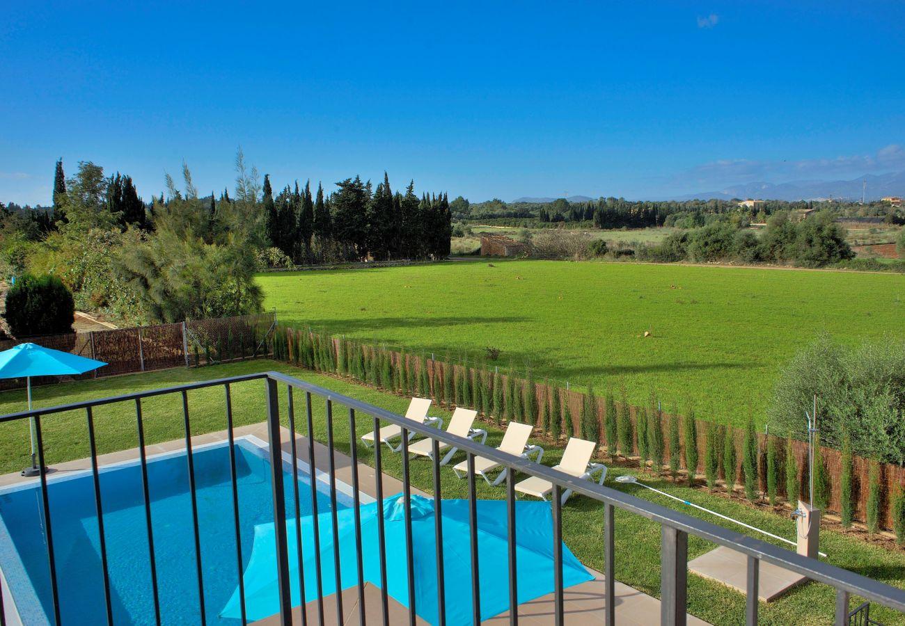 Finca in Muro - Es Moli Villa Can Picafort 056