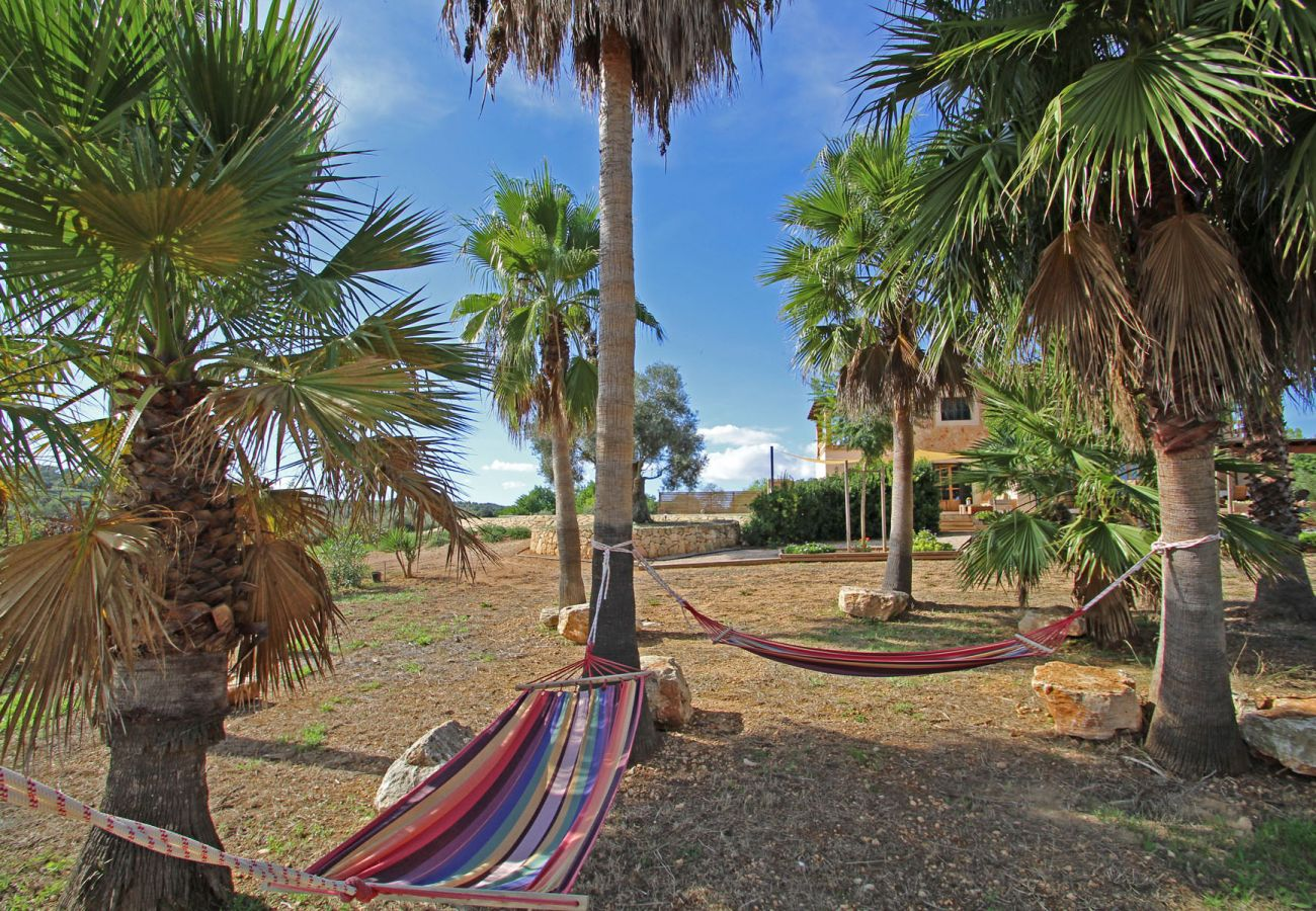 Finca in Porreres - Finca Son Mainou - Nature - Great views