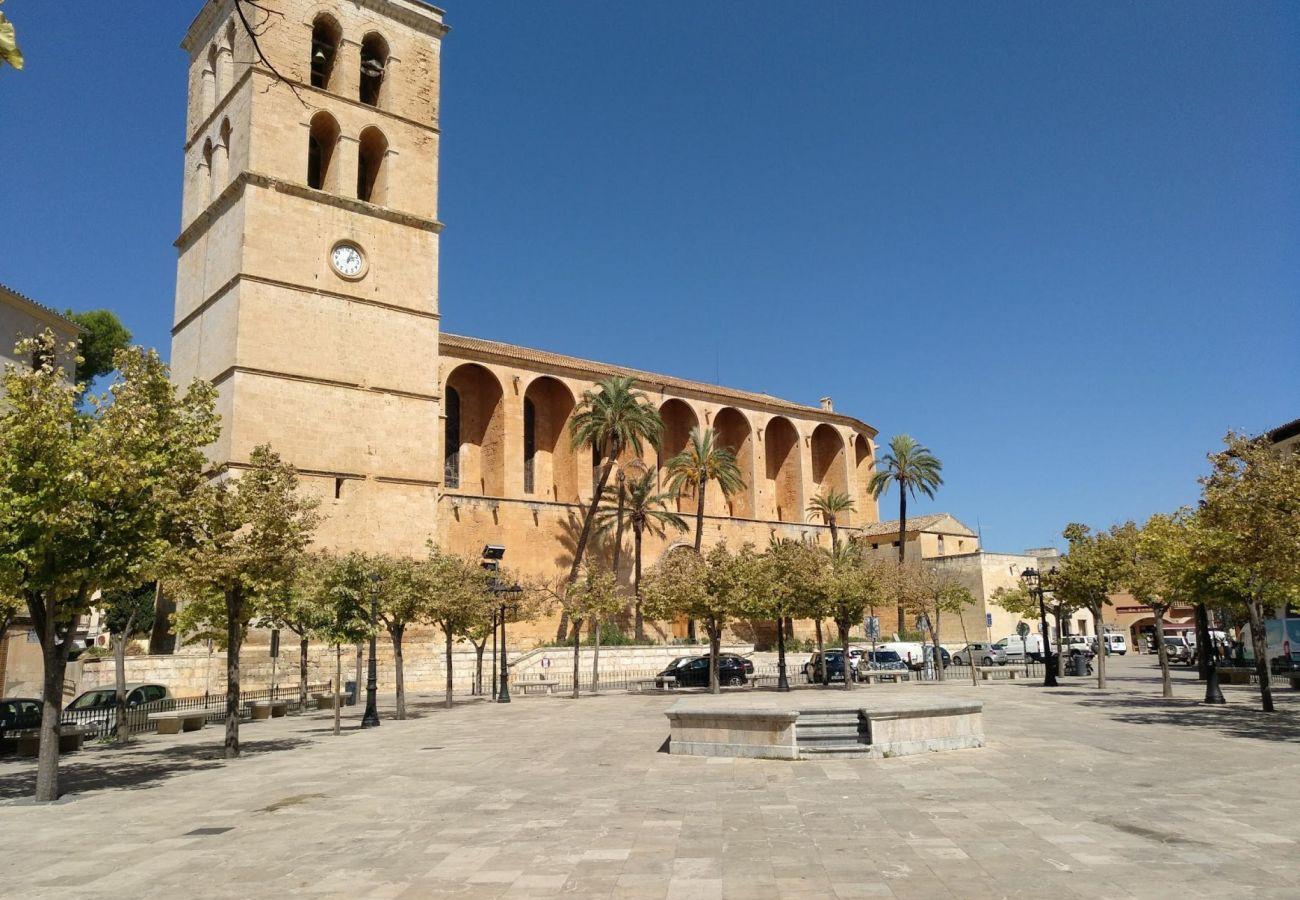 Ferienhaus in Muro - Can Monjo dúplex Muro Mallorca 046